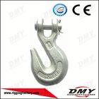"""DMY Manufacturer 7/16"""" Carbon Steel Clevis Grab Hook"""