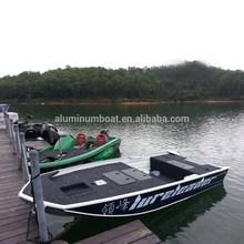420 Bass Pro- Aluminum Bass Fishing Boat