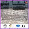 hexagonal wire netting and gabion/gabions hexagonal gabion wire mesh/galvanized hexagonal wire netting gabion