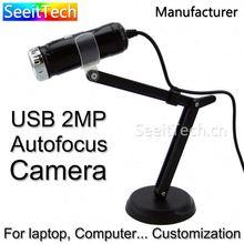 Max 1600x1200, Min 160x120 high definition pc camera usb2.0 webcam driver
