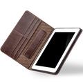 2014 yeni varış üst sınıf hakiki deri cep telefonu kapağı ipad hava durumunda
