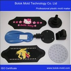 China cheap silicone molds for making rubber parts