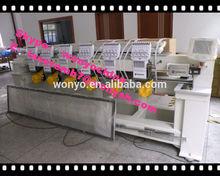 Wonyo 2 teste 6 teste 4 teste macchina del ricamo- Commerciale feiya macchina del ricamo per la vendita