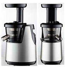 2014 the latest slow juicer,cold press juicer stainless steel national Slow Juicer fruit blender ice cream maker CE