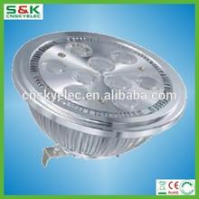 Hot sale high power led ar111 9w led spotlight GU10 G53 9W AR111 LED