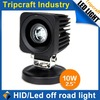 """2"""" 10W LED Work Lights With Creee Chip High Power 10W LED Work Light Floodlight Spotlight,LED Light For Motorcycle"""