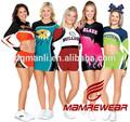 2014 melhores vendas mulheres roupa cheerleading uniformes cheerleading