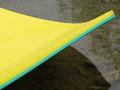 Agua 3.5m esteras/alfombrillas/natación de espuma flotante esteras/alfombrillas/de recreación de la natación piscina flota cama/mentecato natación flotador de goma espuma