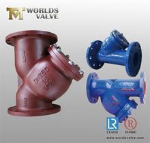 industrial pipe water medium Y filter