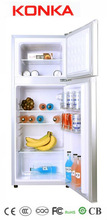 BCD-118 top freezer double door household fridge CE, CCC,Rohs