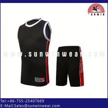 2014 new style lady basketball jersey