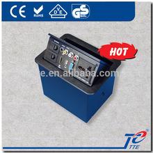 TDS-100 New arrival Pop Up Desktop Socket