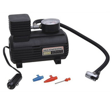 Air Compressor Tool 12V Portable Electric Tyre Pump Inflator - 250PSI