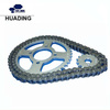 chain sprocket for bajaj motorcycle made of high quality 45# steel