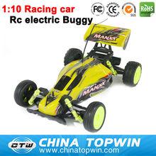 27MHZ 1:10 high speed toy radio control car