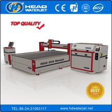 Top quality water jet cutter water cutting machine