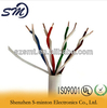 UTP/FTP/STP/SFTP Cat 5e 4 pair Lan Cable from Professional Manufacturer