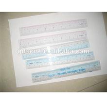 Double side printing ruler /20cm ruler