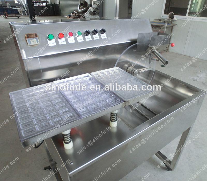 chocolate making machine price