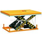 Heavy Duty Stationary Electric Hydraulic Scissor Lift Table