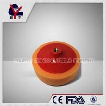 5 inch velcro sponge pad for car polishing