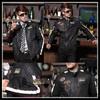 Harley Leather Jacket Fashion Leather Jacket Men Long Sleeve Leather Jacket