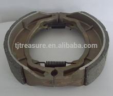 Best Motorcycle RS125 brake shoe/brake shoe manufacturer