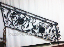 2014 Top-selling modern cast iron handrail parts