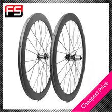 New 38mm carbon clincher rims 3K full carbon bicycle wheelset Road carbon bike wheelset +spokes+hubs