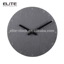 New design quartz decoration clock,natural stone clock wall