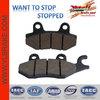 china performance hot sale atv brake pad