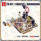CRT TV mainboard with La76931 IC
