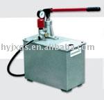 manual de prueba de presión hidrostática bombas