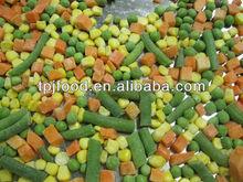 2014 IQF Mixed Vegetables ( FDA,KOSHER,BRC,HACCP,HALAL Certificate)