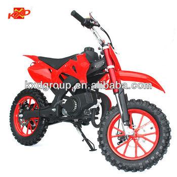 hot sell CE mini dirt bike 49cc