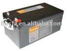 DC12-250 12v 250ah deep cycle battery 250ah solar cycles industrial solar battery 12v 250ah solar battery