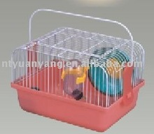 new China wholesale pet product custom luxury wooden hamster cage for sale