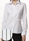 2014 latest office design blouse formal women blouses