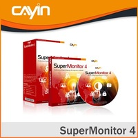 SuperMonitor 4 Digital Signage Software for monitoring media players and servers