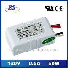 60W down light Electronic transformer