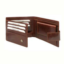 2015 men's genuine leather wallet