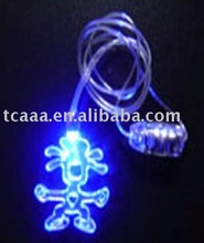 customer design led necklace lanyard
