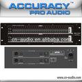 Profesional de doble 31- banda de ecualizador de audio eq-1231