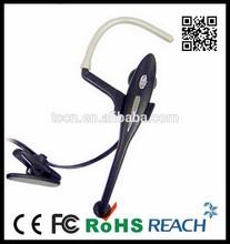 2015 new phone accessories handsfree earhook headset
