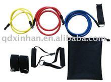 3 resistance tubes kit