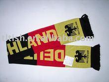 2012 popular fans scarf
