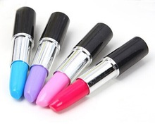 lipstick shaped ball pen