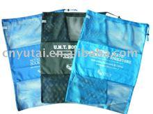 Promotional nylon mesh laundry bag