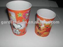 3D lenticular water cup