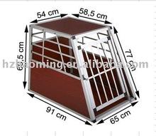 Alu dog cage